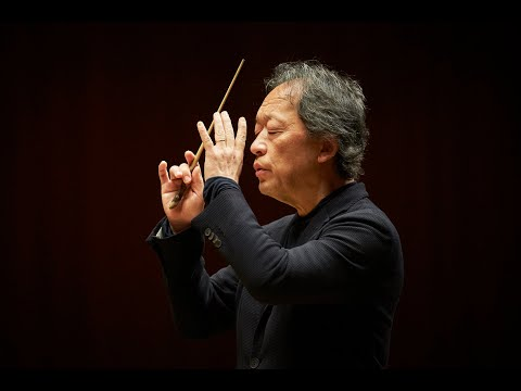 """Myung-Whun Chung conducting  Dvořák Symphony No. 9 """"From the New World"""" excerpt from 4th mov."""