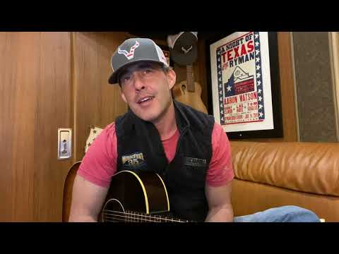 Aaron Watson - Dog Tags - Story Behind The Song