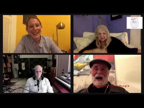 HAPPY HOUR with BEEGIE featuring Jeff Steinberg & George Tidwell (Part One)