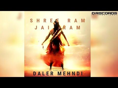 Ram Mantra Chanting | Shree Ram Jai Ram | Daler Mehndi | Drecords
