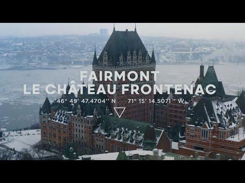 Felix Cartal @ Château Frontenac, Quebec City for Toboggan Festival