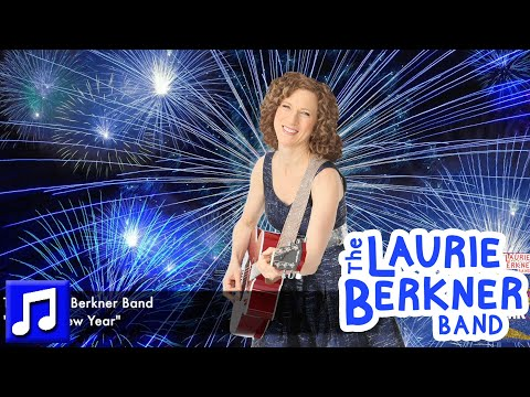 """""""Happy New Year"""" By The Laurie Berkner Band"""
