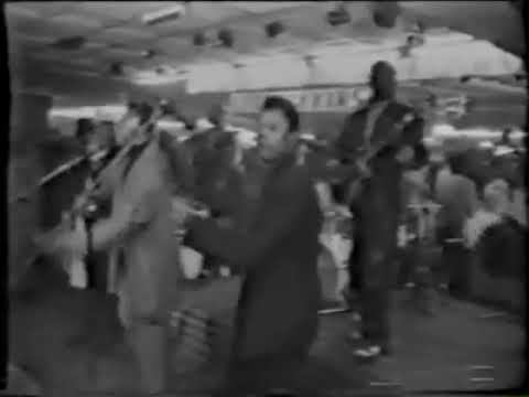 Video rare Papa Wemba et Kester live Paris 1987