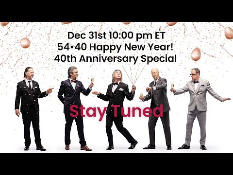 54.40 Happy New Year! 40th Anniversary Special!