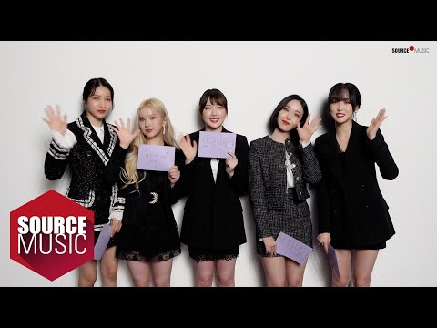 2021 NYEL Message for BUDDY - GFRIEND (여자친구)