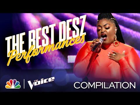The Best Desz Performances - The Voice 2020