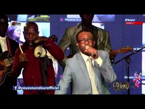 Youssou Ndour - Le Grand Bal Chez Vous - Sénégal Rekk - 31 Décembre 2020