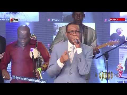 Youssou Ndour - Le Grand Bal Chez Vous - Ndakarou - 31 Décembre 2020