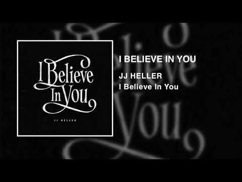 JJ Heller - I Believe In You (Official Audio Video)