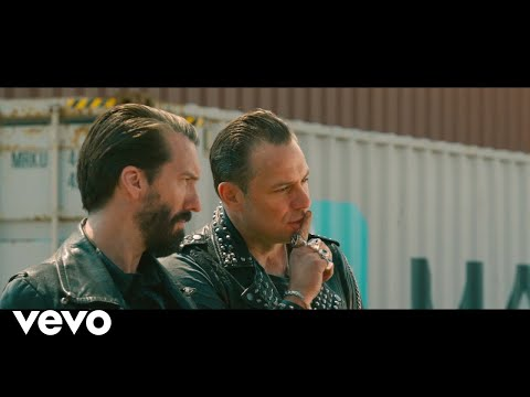 The BossHoss - Burning Love (offizielles Musikvideo) ft. OnklP