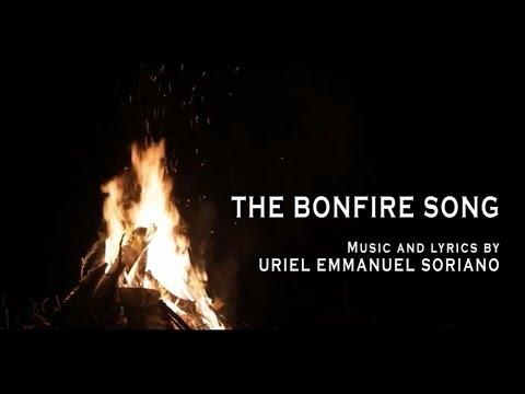 THE BONFIRE SONG (Lyrics Video) | Yuri Soriano