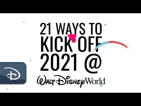 21 Ways to Kick Off 2021 with Magic | Walt Disney World Resort