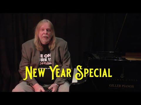 Rick Wakeman - New Year Special   Rick's Plaice