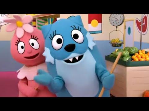 Yo Gabba Gabba 407 - Shopping | Yo Gabba Gabba - Full Episodes | Season 1 | Kids Shows & Songs