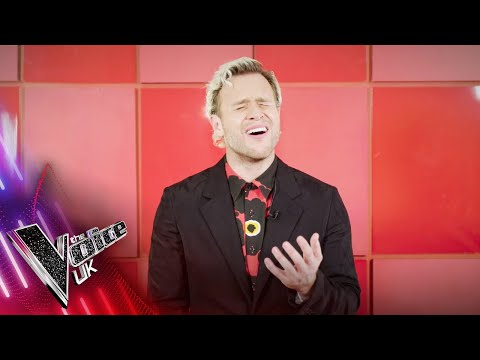 Chair Turners with Olly Murs! | The Voice UK 2021