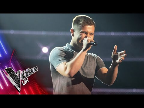 Nathan Smoker's 'Can't Pretend'   Blind Auditions   The Voice UK 2021