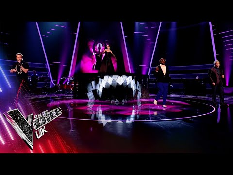 The Coaches' 'You've Got The Love' | Blind Auditions | The Voice UK 2021