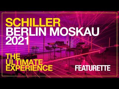 "SCHILLER x LASERFABRIK: ""BERLIN MOSKAU"" // The Ultimate Experience // English Subtitles"