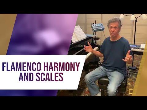 Flamenco Harmony and Scales