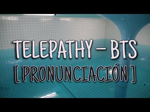 Telepathy - BTS [Pronunciación] [Fácil]