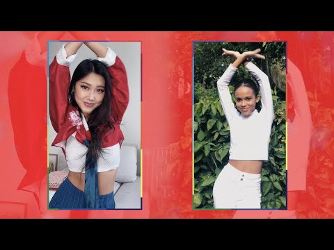 Heyoon & SuperFan Samara Dance to 'Nobody Fools Me Twice'