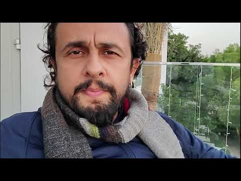 #SonuLiveD | VLog 110 | Getting into the skin of my Ustad Ghulam Mustafa Khan Saheb
