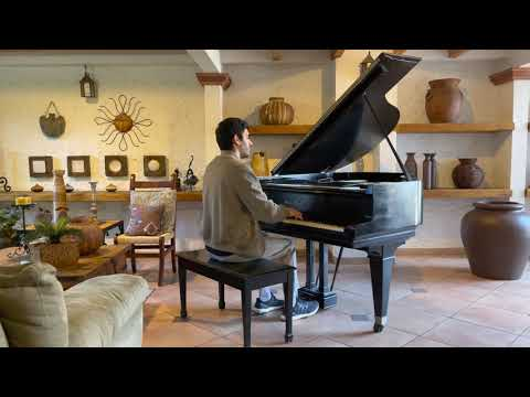 Lonely - Justin Bieber & benny blanco   Acoustic Piano Cover by David Solis