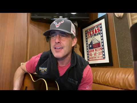 Aaron Watson - Boots - Story Behind The Song