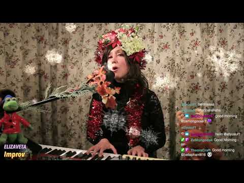 I Will Stay Right Here (♫ Live Improv on Twitch) Elizaveta