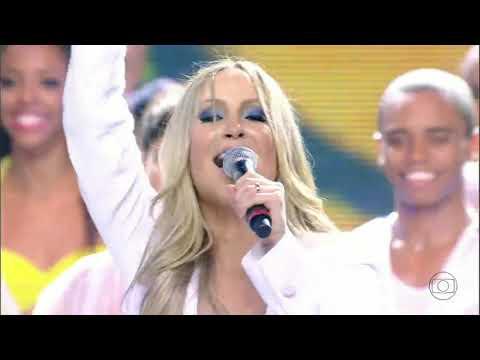 Claudia Leitte canta ''Extravasa'' no Show da Virada 2013