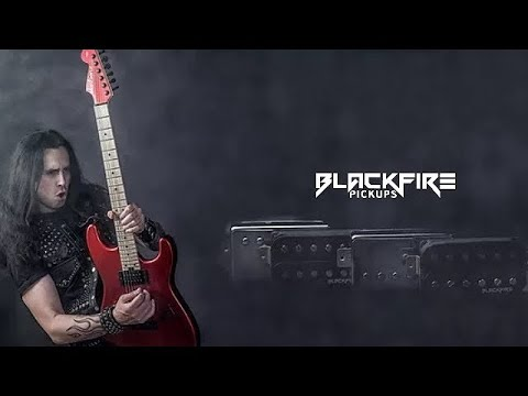 Blackfire Pickups are here!