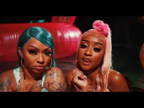 Young Lyric - Drop A Bag ft. Cuban Doll (Official Music Video)
