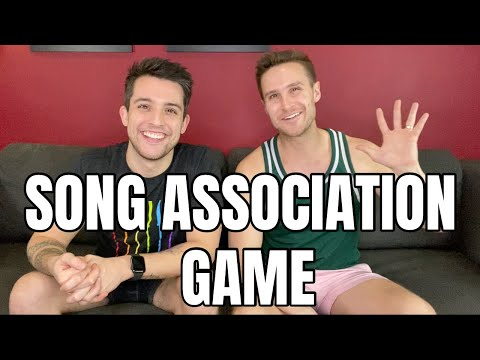 Song Association Game with Chris & Clay