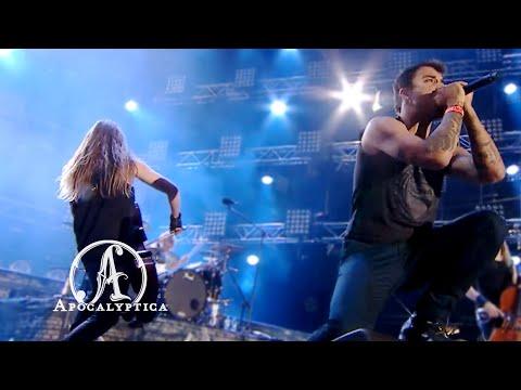 Apocalyptica - I'm Not Jesus | feat. Franky Perez (Pol'and'Rock Festival 2016)