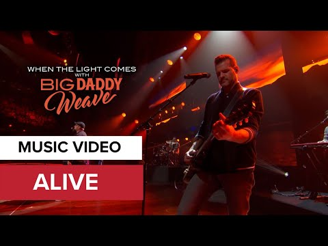 Alive | Live at the K-LOVE Fan Awards | When the Lights Come with Big Daddy Weave