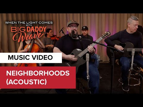 Neightborhoods | Live on Tour, McPherson Guitar Factory | When the Lights Come with Big Daddy Wave