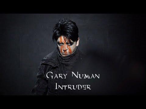 Gary Numan - Intruder (Official Video)