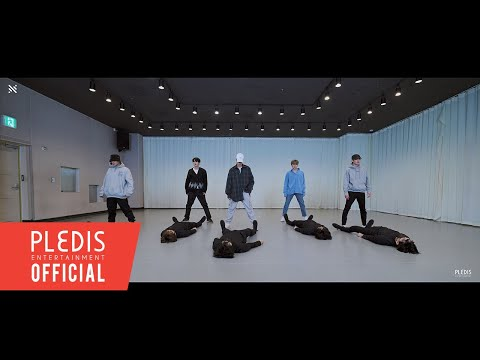 [Choreography Video] NU'EST - Shadow