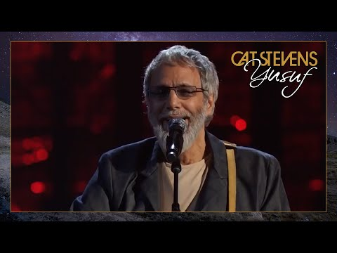 Yusuf / Cat Stevens – Peace Train (Rock and Roll Hall of Fame Induction Ceremony 2014)