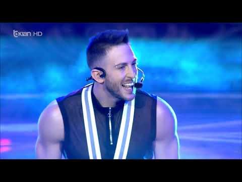 Alex Palmieri - LIVE IN ALBANIA - Tv Performance KLAN TV