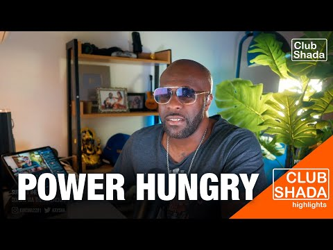 Holding on to power consumes | Club Shada