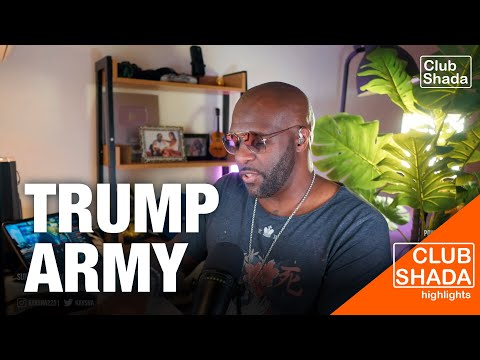 Trump supporters invade the Capitol Banana republic style | Club Shada
