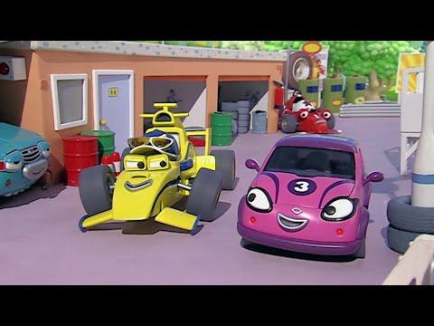 Roary the Racing Car | Green Eyed Roary | Full Episode