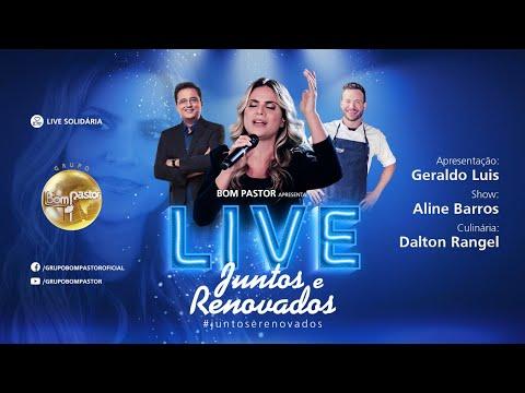 Aline Barros - Live Juntos e Renovados (Retransmissão)