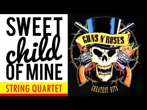 GUNS N' ROSES  ON STRINGS (string quartet cover)