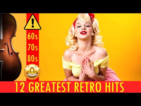 THE BEST OF RETRO HITS (played by String Quartet)
