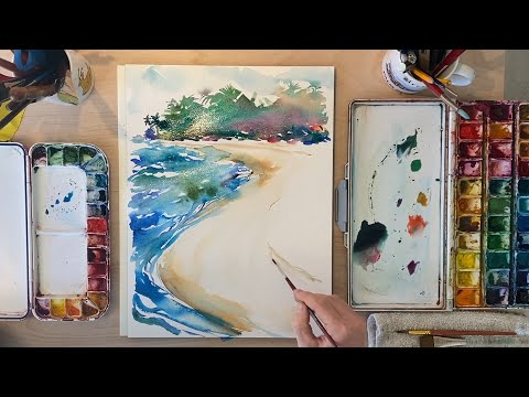 Paint and Play: Episode Eight - Mexico Beach
