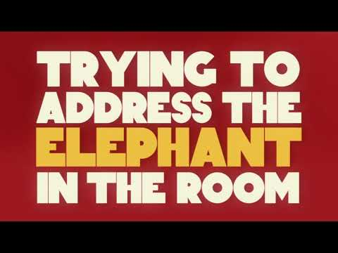 6LACK – Elephant In The Room (Official Lyric Video)