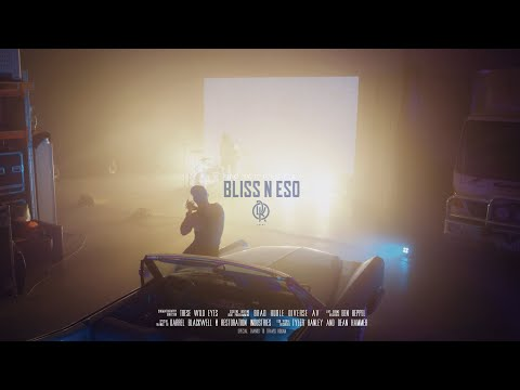 Bliss n Eso - Send It (Drum Playthrough)