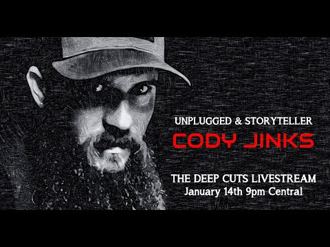 Cody Jinks - The Deep Cuts - LIVESTREAM